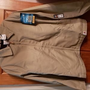 CARHARTT mens twill jacket